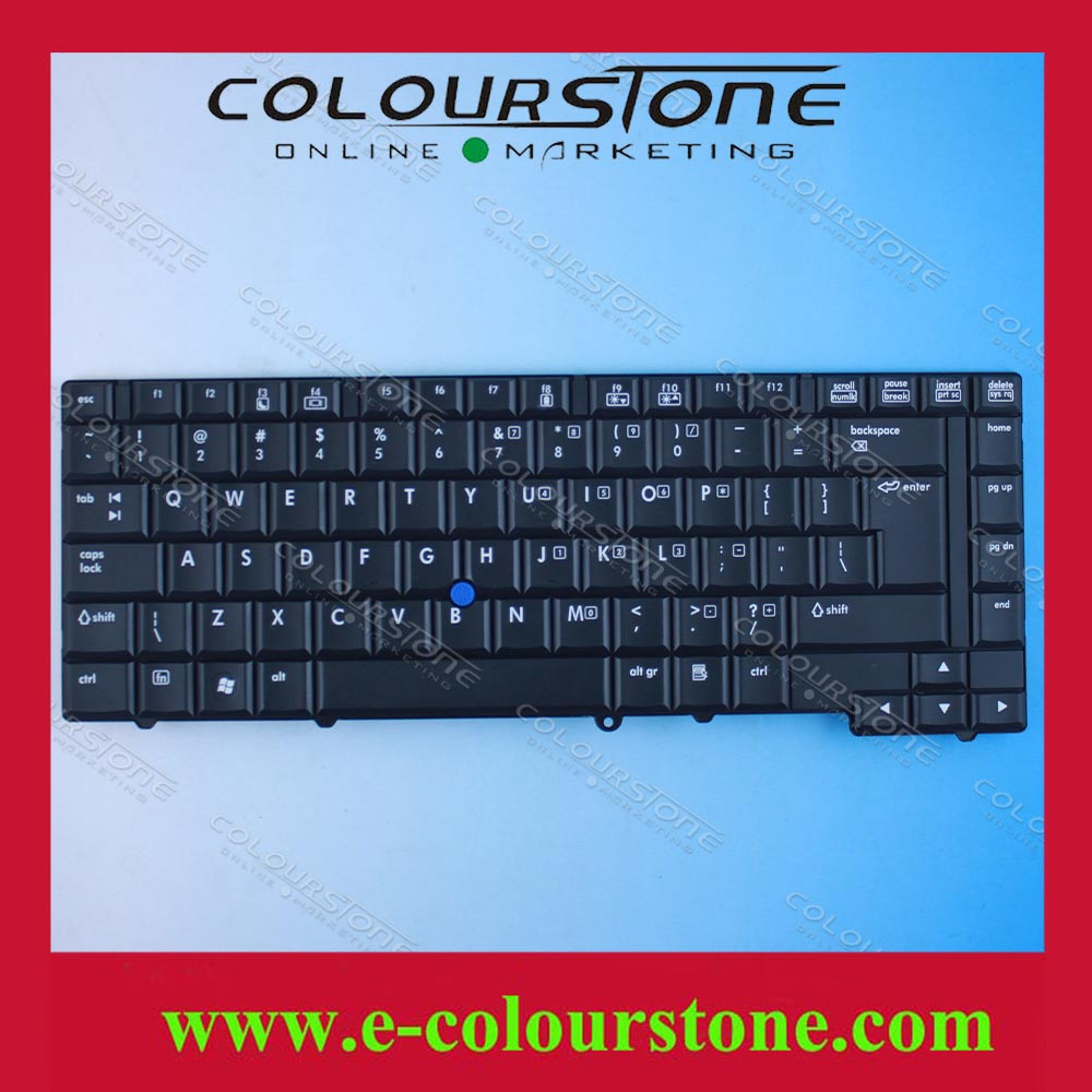 High quality universal notebook US keyboard with Backlit for HP 8530P
