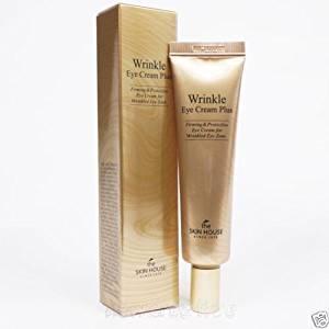 [The Skin House] Wrinkle Eye Cream Plus Anti Wrinkle Snail Mucin EGF Collagen
