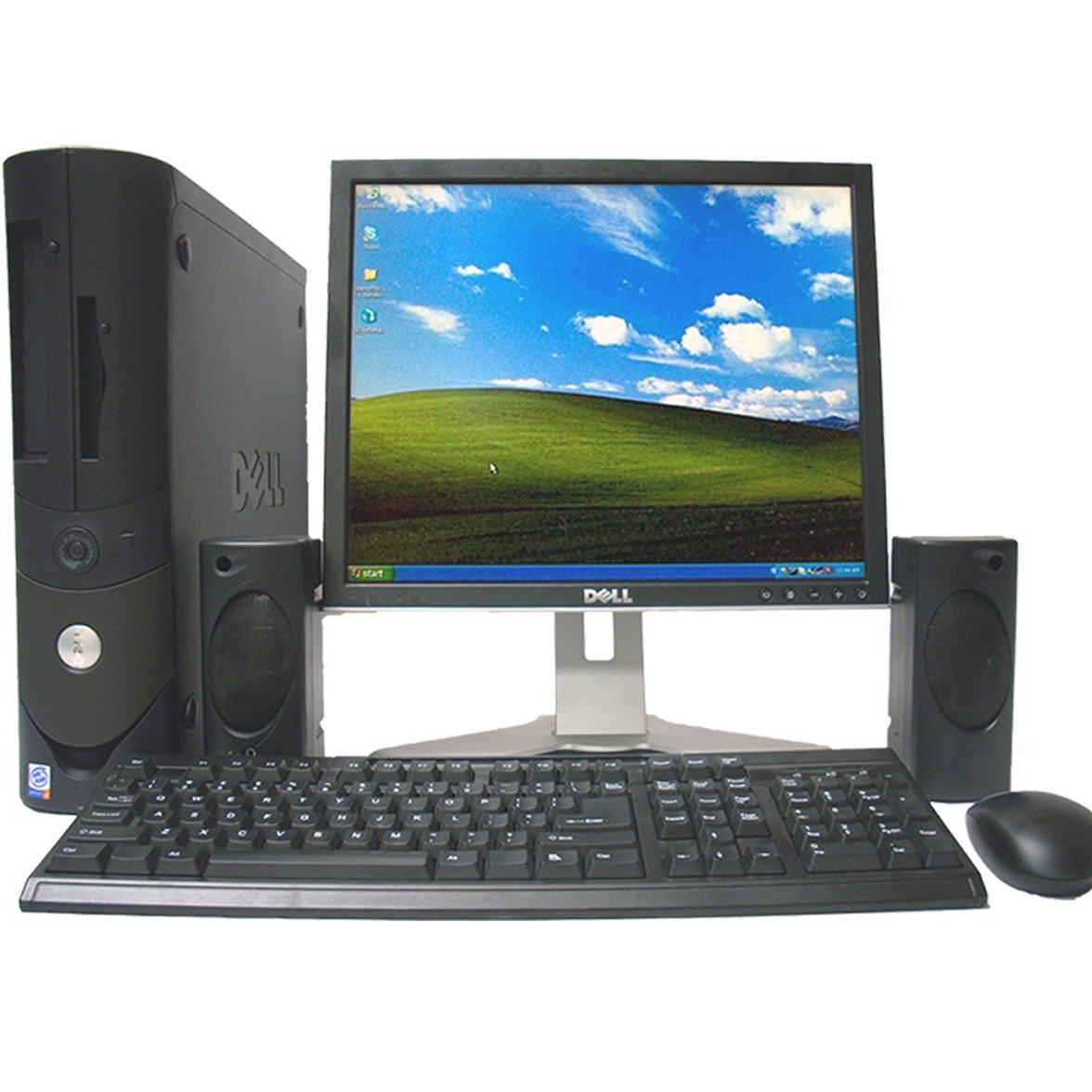 Buy Dell Optiplex Computer with 19 inch LCD Flat Panel