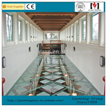 3 19mm Structural Glass Floor