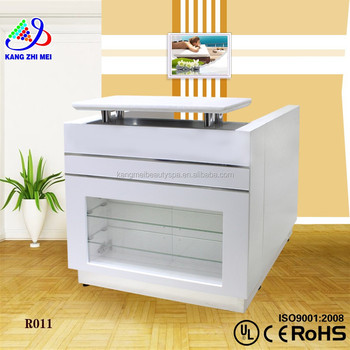Hot selling new design office reception table R011