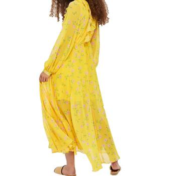 Vestidos fiesta amarillo limon
