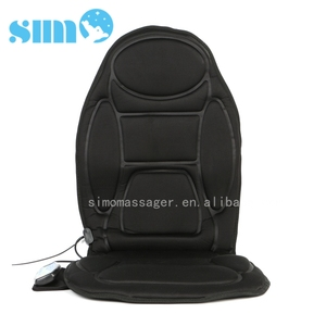 New Type Knead Back And Buttock Massager,massage heat car seat cushion