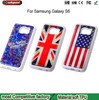 Popular selling creative DIY 3D silicone cell phone case for samsung galaxy s6