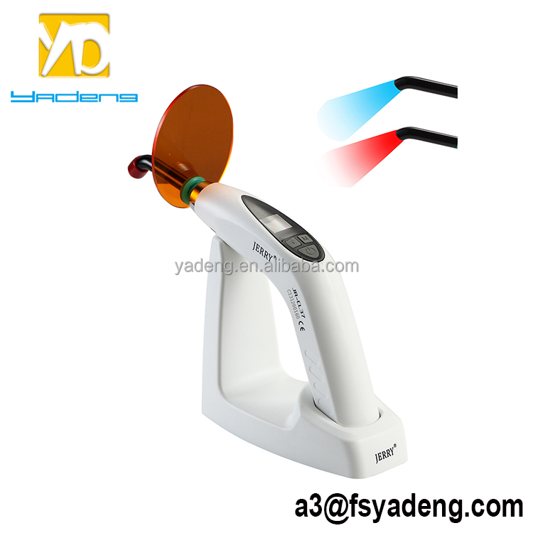 New Double Colors LED Curing Light machine of Dental Surgical Medical Instrument