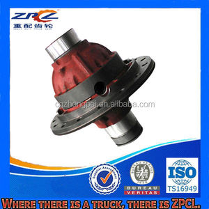 ISO Certified Truck Parts OEM Rear Axle Differential Housing ( For Mercedes, Benz, Steyr, Volvo, Howo, Aowei, Yutong, Man etc. )