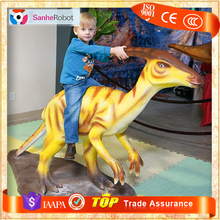 The interesting products Custom 3d indoor setting life size animatronics old amusement park rides sale