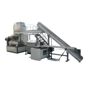 Small scale automatic soap making machine production line