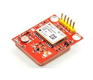GPS-NEO-6M-001 GPS Module with TTL Ceramic Passive Antenna for Raspberry Pi 2 3 B+ MCU