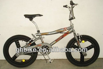 "20"" freestyle bike bicycle BMX bike"