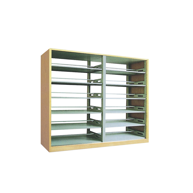 Wooden Bookcase Used Library Bookcases