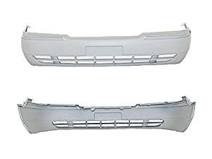 Crash Parts Plus Front Bumper Cover for 03-05 Mercury Grand Marquis FO1000518