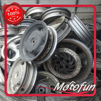 Taiwan Motorcycle Parts Scooter Used Wheel Rims 10 12 17 18 Inch