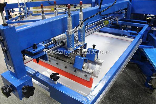 t shirt silk screen printing machine price