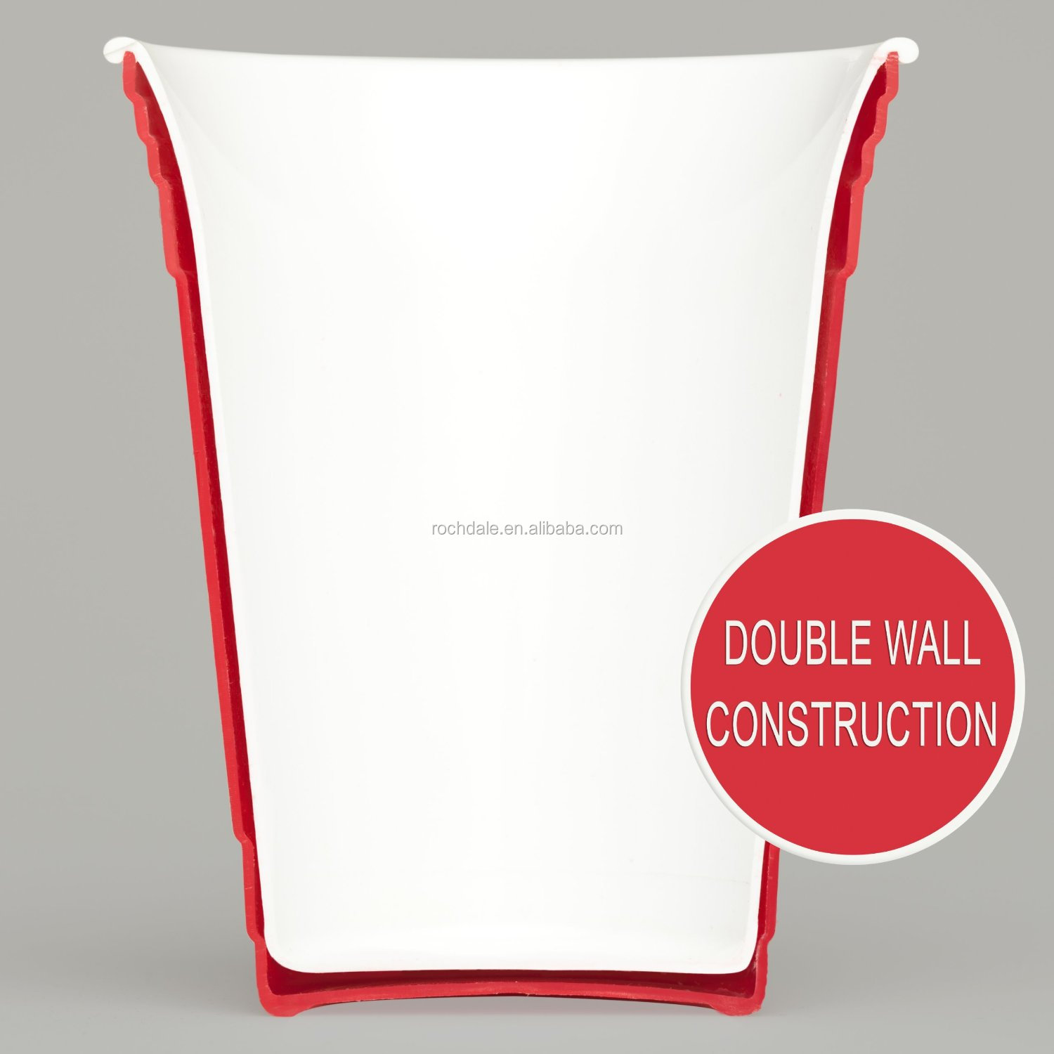 Non-disposal 16oz Double Wall Reusable Red Solo Cup Party Cup ...