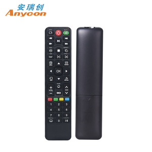 Universal learning ir rf mini dvb pc tv remote/remotes control/controls  with air mouse for skyworth/sansui/nobel/smart tv