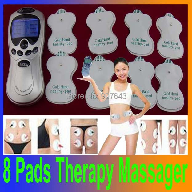 Hot Tens Acupuncture Digital Therapy Machine Massager