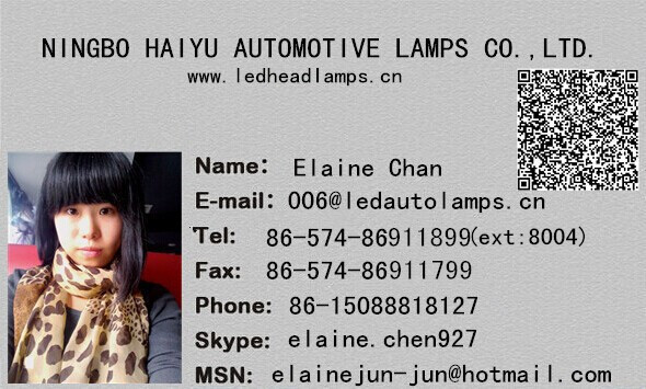 LED tail light combo light for truck dual revolution light
