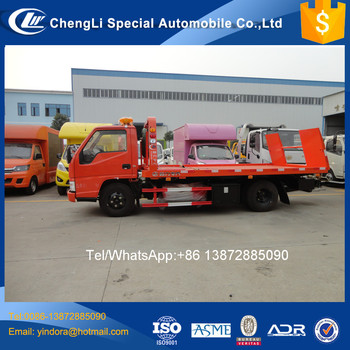 Hot 2017 Flat Bed Best Rotator Wrecker Rollback Tow Truck On