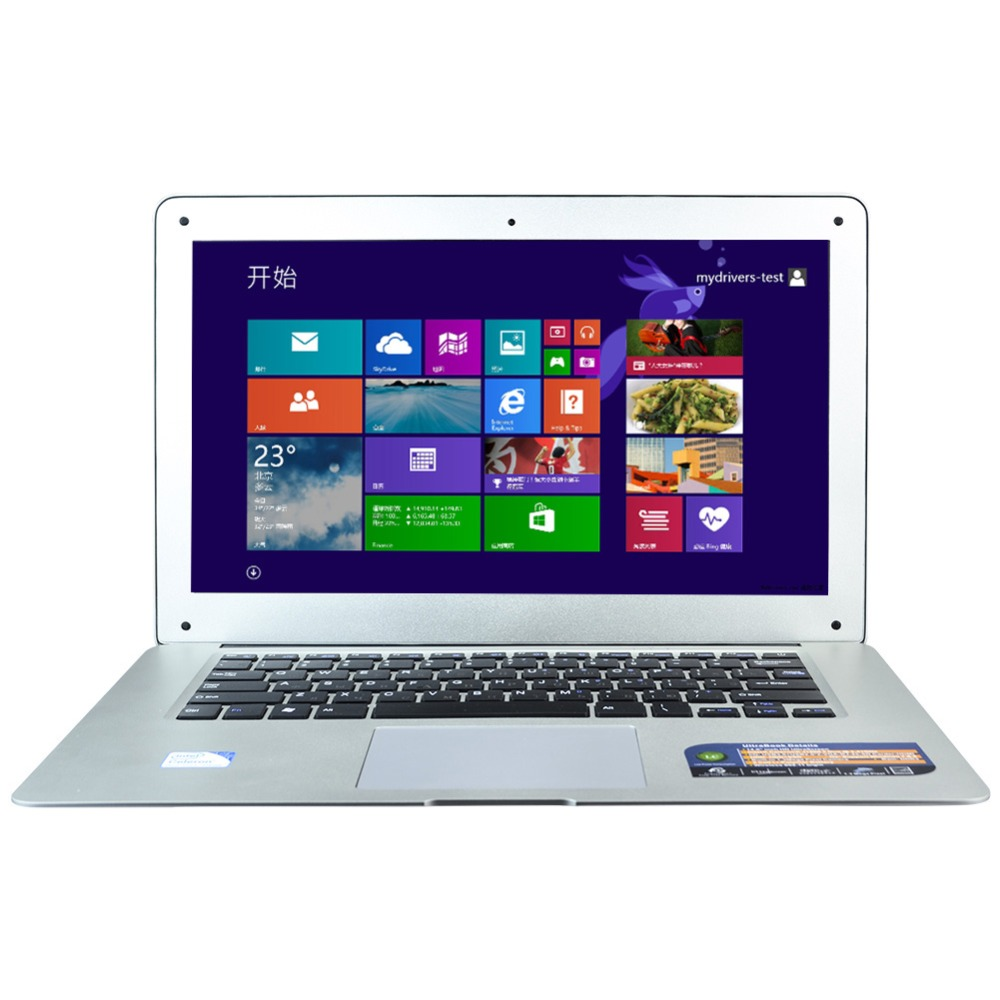 8GB RAM & 500GB HDD Dual Core Laptop Computer Notebook 14 Inch Screen Bluetooth HDMI Wifi 1.3MP Webcam Windows 8.1