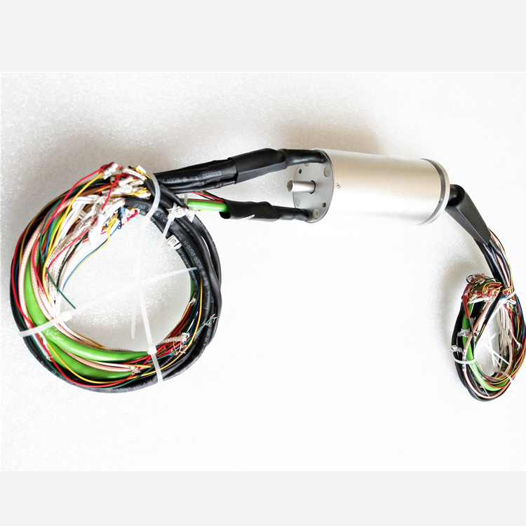 53mm diameter 49 circuits slip ring grand technology