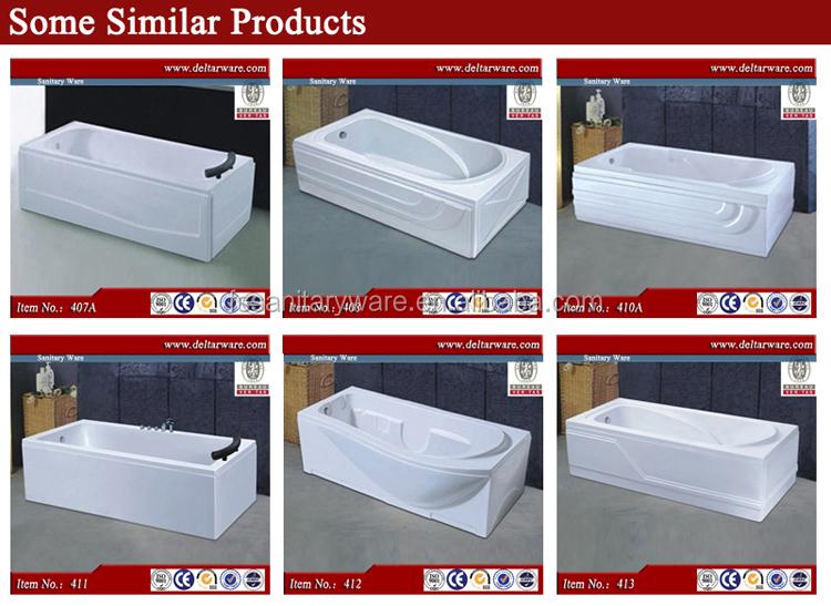 Vasca Da Bagno Usata : Gratuita bianco vasche da appoggio due lati gonna vasca da bagno