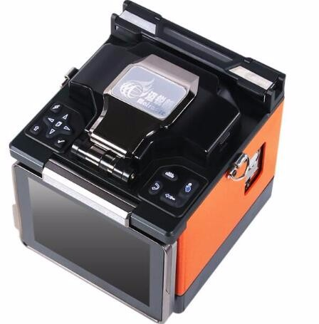 Fiber Optic Equipments Cellphones & Telecommunications Cable Fusion Splicer Mfs-t60 With Fiber Cleaver Ftth Sm Mm