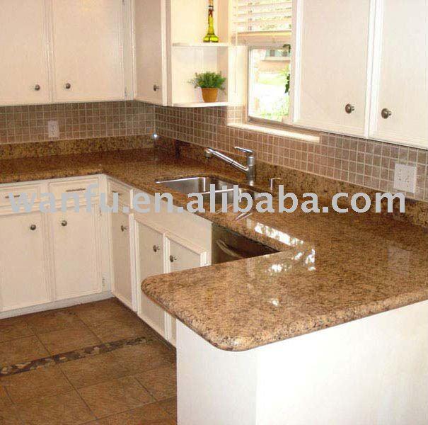 F siles granito cocina encimera de piedra encimeras y for Encimera cocina marmol o granito