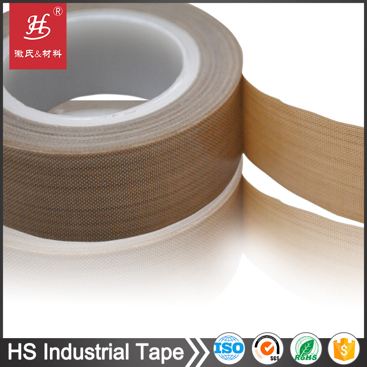 260 Celsius silicone adhesive teflon tape for electrical wires