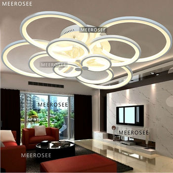 High Quality Unique Acrylic Lamp Led Ceiling Lights Fixture Decorative Home Lighting MD3161