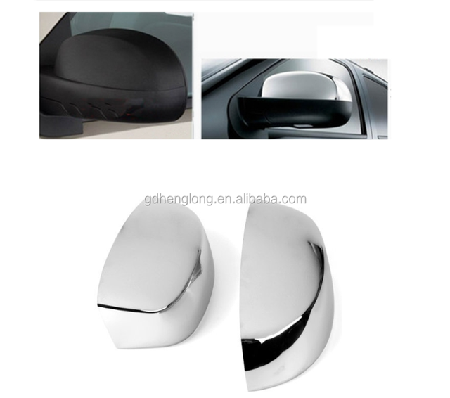 Abs Plastic Chrome Plating Car Side Mirror Cover Top Half For  Tahoe-avalanche-sierra-yukon-cadillac Escalade - Buy Chrome Side Mirror  Cover,Door
