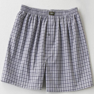 Cheap wholesale printed woven boxer shorts 100 cotton underwear men