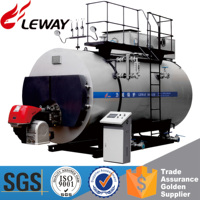 Excellent Quality and Perfect Service Light Oil/ Diesel LPG/ Heavy Oil Fired Steam Boiler With Long-term Technical Support