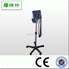 hot selling blood pressure monitor - Aneroid sphygmomanometer stand type with wheels