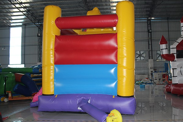 Huale Inflatable bouncer house inflatable bouncy clown castle for kids play