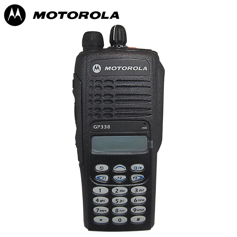 Handy Radio Speaker Walkie Talkie For Motorola GP338