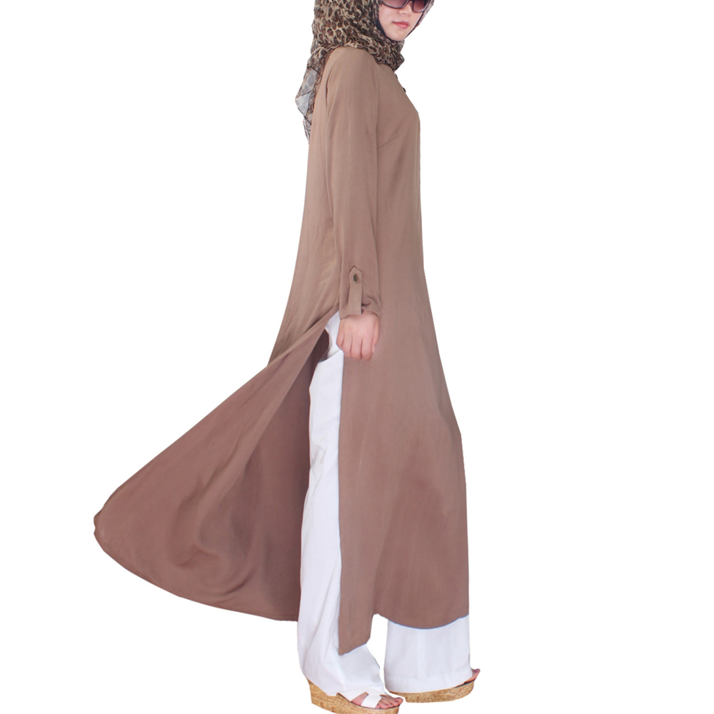 KJ new designs long fashionable muslim wholesale dubai abaya designs 2019 for women with factory price