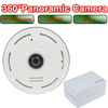 New Arrival 960P wifi ip wireless mini ceiling Dome Camera wifi 360 camera wireless hidden camera