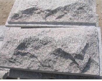 Granito grigio fungo di pietra muro esterno di piastrelle buy