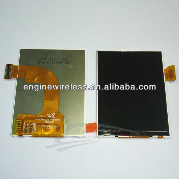 Original And High Quality For Samsung S3650 Mobile Phone Lcd