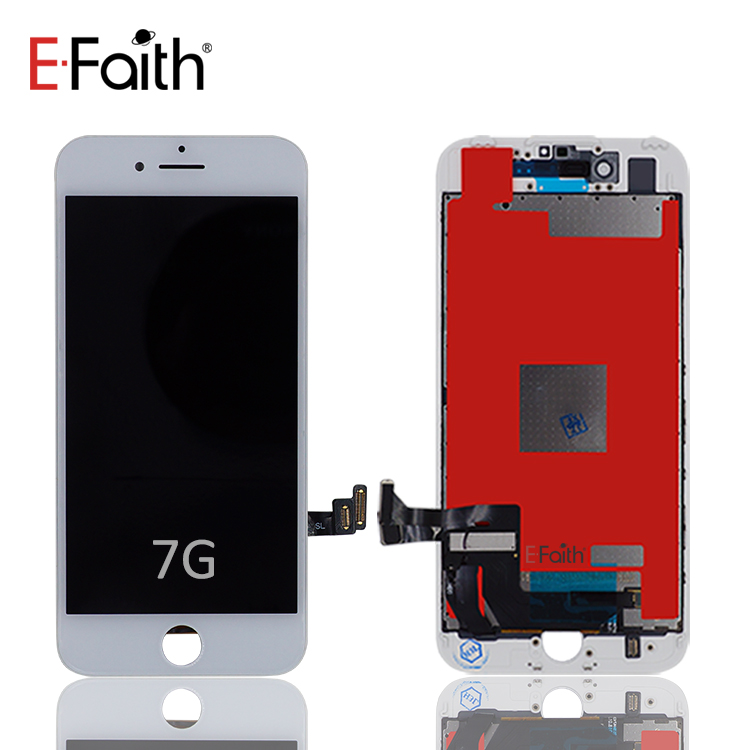 Fábrica de China al por mayor del OEM LCD para iPhone 7 S 7 protector de pantalla