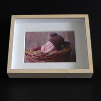 Unique Square Frame In Bulk 8x8 Inch /Cheap Deep Shadow Box Frame Wholesale