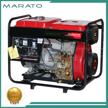 Home Use Sel Generator 2kw Bdg2500cle Key Start By Air Cooled 4 Stroke Direct