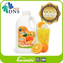 DNS BestLife concentrated wholesale orange juice orange puree concentrate
