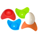 Durable Cute Single Silicone Egg Cup Holder