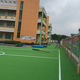 Cheap price high density natural soccer synthetic grass