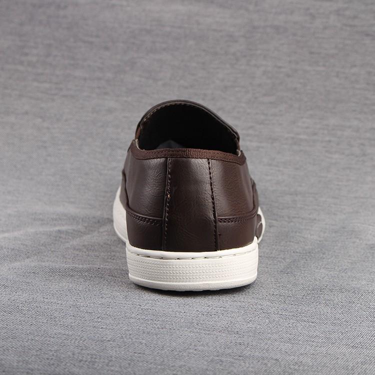 e5fdc4b31b3507 Europe Street Trendy Men s Pu Leisure Shoes With All Seasons Match ...