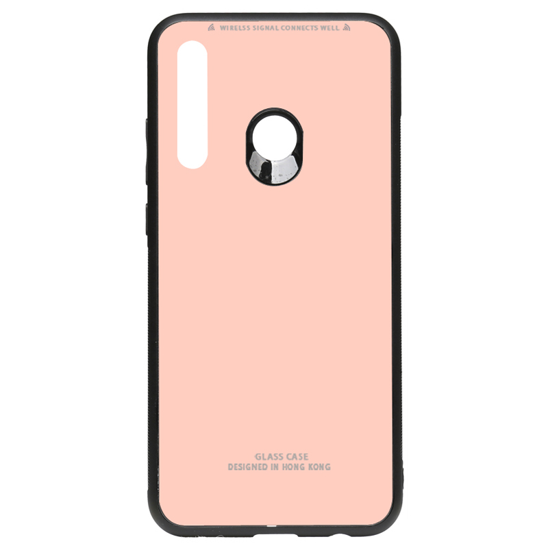 Colorful Shockproof Mobile Phone Accessories Back Cover Tempered Glass Phone <strong>Case</strong> For Samsung note 10