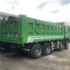 8x4 used heavy tipper dumper truck, howo used dump truck,onstructtion Machine truck
