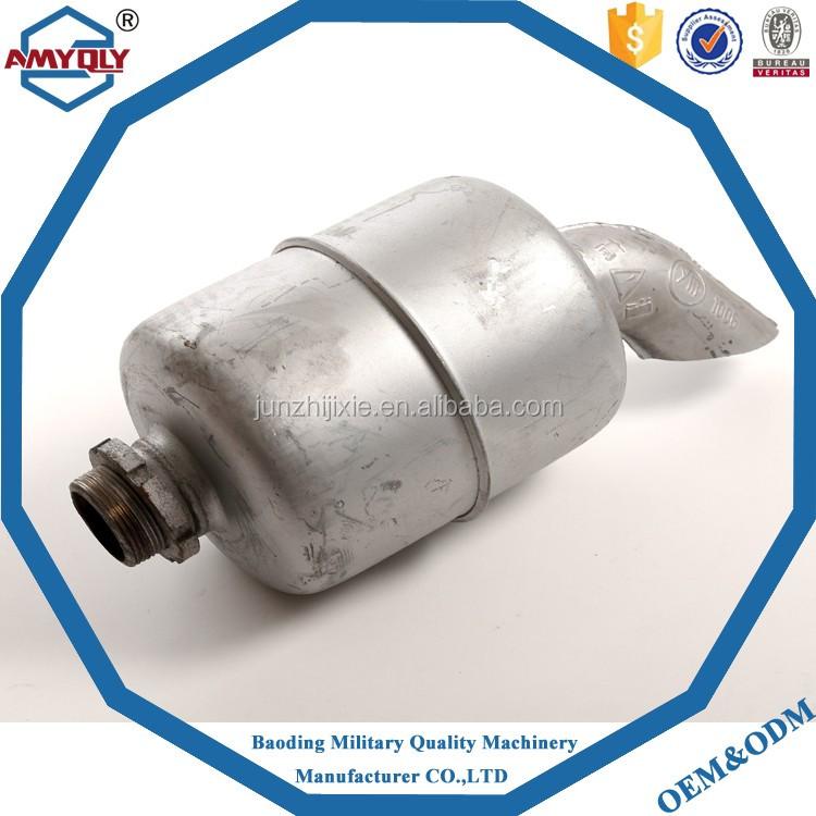 High Quality Single Cylinder Diesel Engine Spare Parts Muffler ...